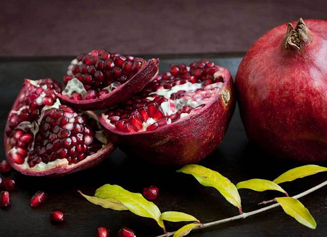 خواص انار برای سلامتی و زیبایی (20 خاصیت مهم انار میوه بهشتی)