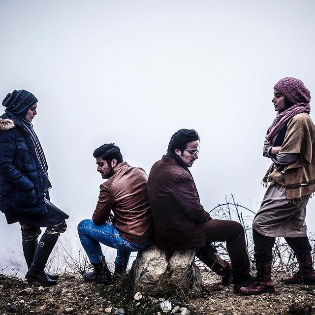 بیوگرافی سهند جاهدی و همسرش + اینستاگرام و عکس های سهند جاهدی