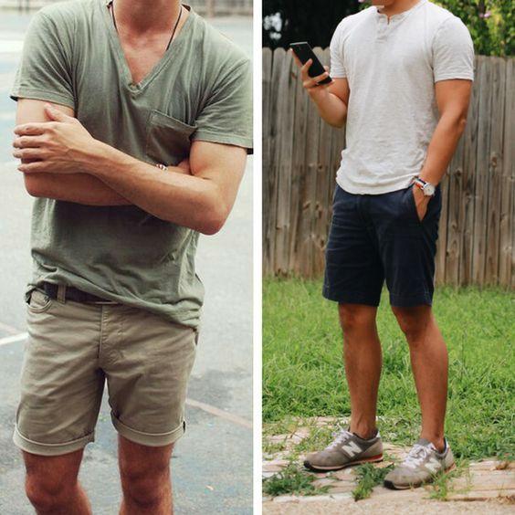 25 مدل شلوارک مردانه (اسپرت، راحتی، ساحلی + راهنمای خرید)