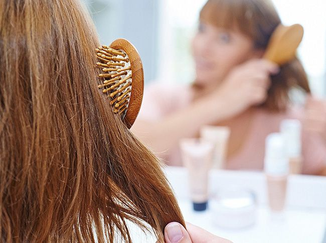 10 روش برای رشد سریع موی سر + معرفی غذاهای مناسب برای رشد مو
