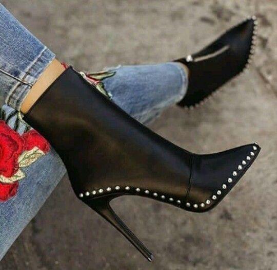 25 مدل نیم بوت زنانه و دخترانه پاییزی + راهنمای خرید و ست کردن