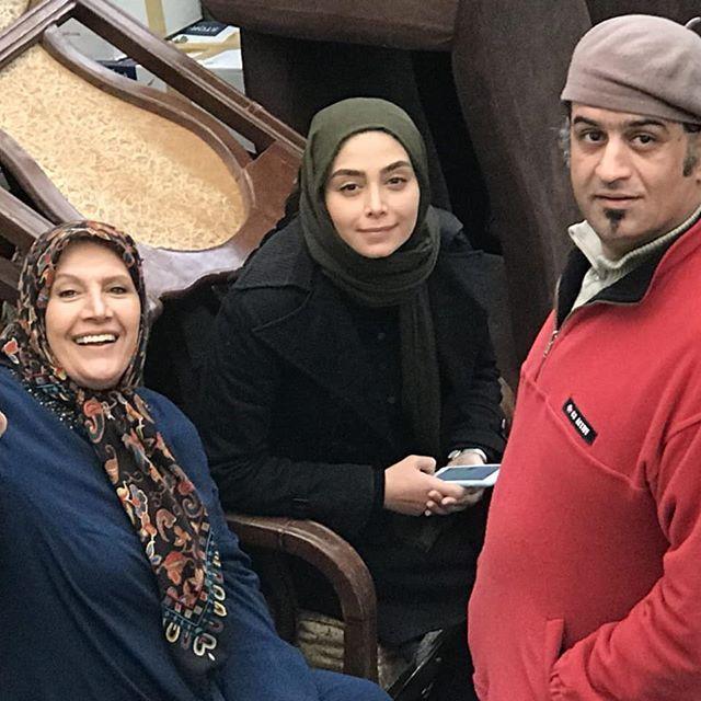 بیوگرافی شهین تسلیمی و همسرش + مصاحبه و عکس های شهین تسلیمی