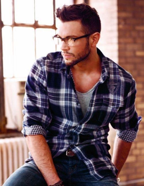30 مدل پیراهن مردانه چهارخانه + راهنمای خرید و ست کردن