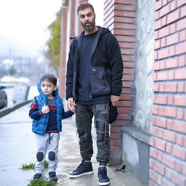 بیوگرافی مهدی ماهانی و همسرش + عکس های مهدی ماهانی و اینستاگرام