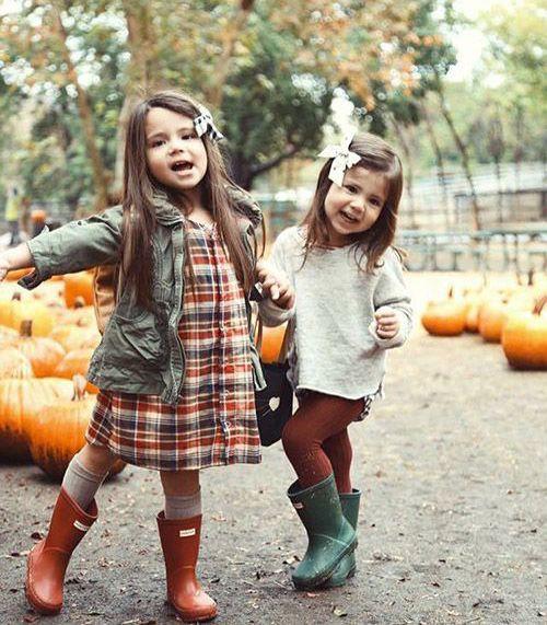 25 مدل لباس بچه گانه دخترانه پاییز 1398 + راهنمای ست کردن لباس بچه گانه 98