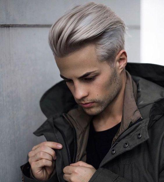 25 مدل مو رنگ شده مردانه 2020 + نکات مفید برای رنگ کردن موها