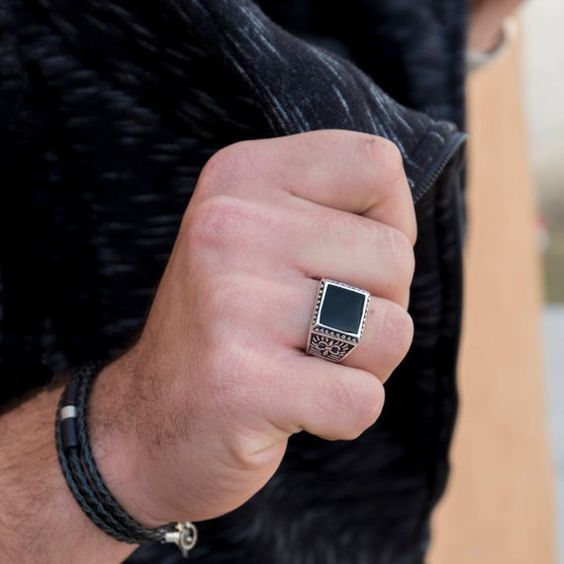 25 مدل انگشتر مردانه | مدل های حلقه های اسپرت و لاکچری 2020