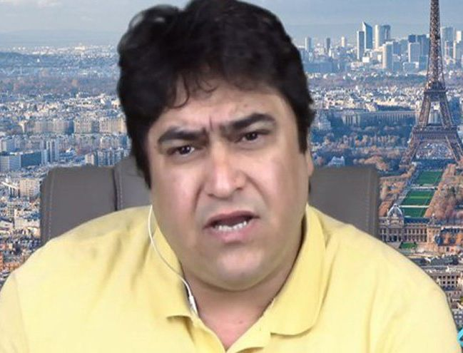 روح الله زم کیست و چگونه سازمان اطلاعات سپاه دستگیر شد؟