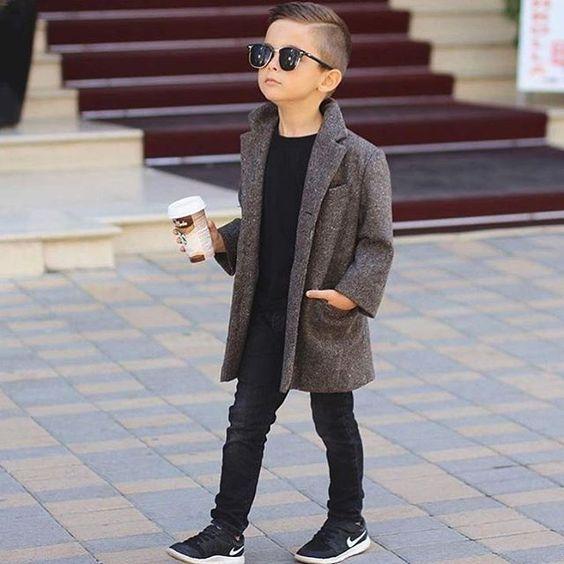 25 مدل لباس بچه گانه پسرانه پاییز 1398 و 2020 + راهنمای خرید و ست کردن