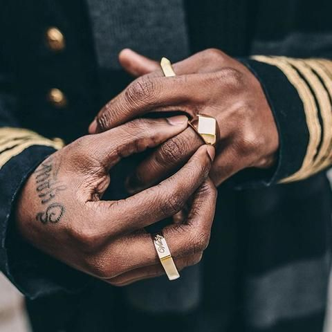 25 مدل انگشتر مردانه   مدل های حلقه های اسپرت و لاکچری 2020