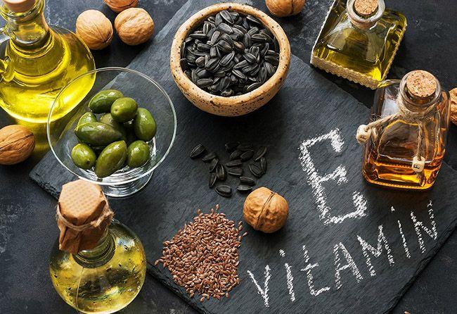 خواص ویتامین E برای سلامتی و زیبایی + نشانه های کمبود ویتامین E در بدن