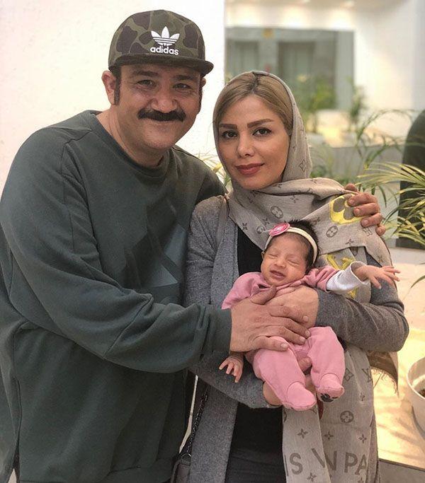 بیوگرافی مهران غفوریان و همسرش + عکس های مهران غفوریان + مصاحبه و اینستاگرام