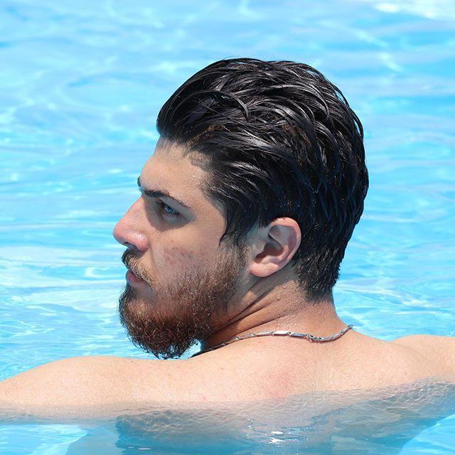 بیوگرافی علی مسلمی و همسرش + مصاحبه و عکس های علی مسلمی و اینستاگرام