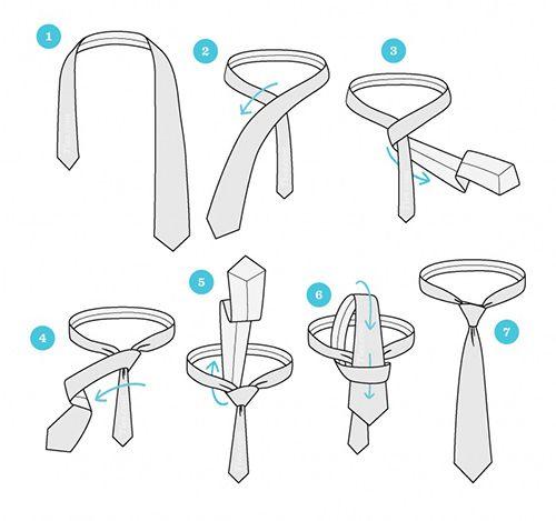 آموزش بستن کراوات داماد + راهنمای انتخاب بهترین کراوات دامادی