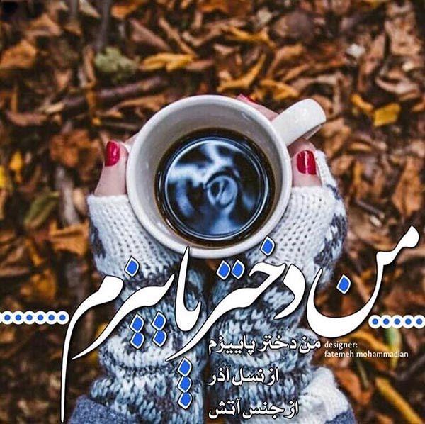 30 عکس پروفایل آذر ماهی + جملات و شعرهای زیبا برای متولدین آذر ماه