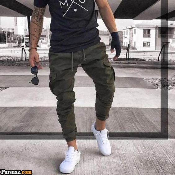 25 مدل شلوار شش جیب مردانه جدید و لاکچری + راهنمای انتخاب و ست کردن