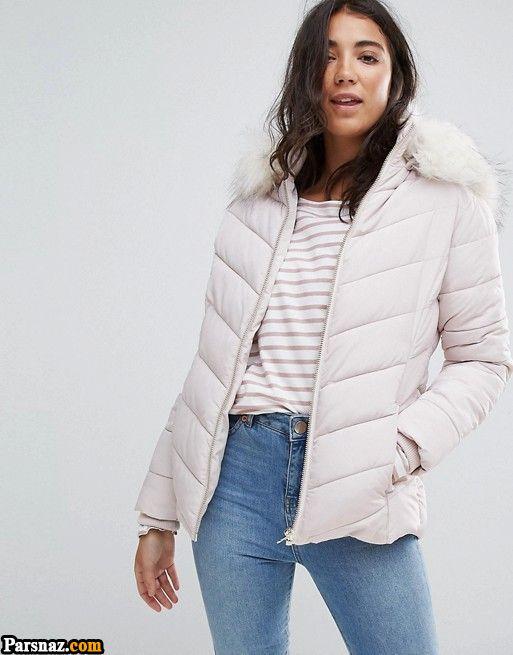 25 مدل کاپشن زنانه و دخترانه اسپرت بسیار شیک + راهنمای خرید و ست کردن