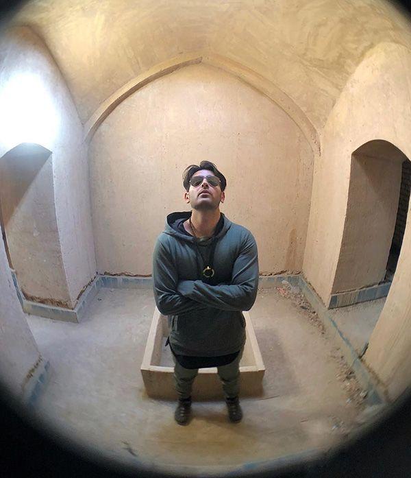 بیوگرافی امیرحسین آرمان با او بیشتر آشنا شوید | عکس و نکات خواندنی