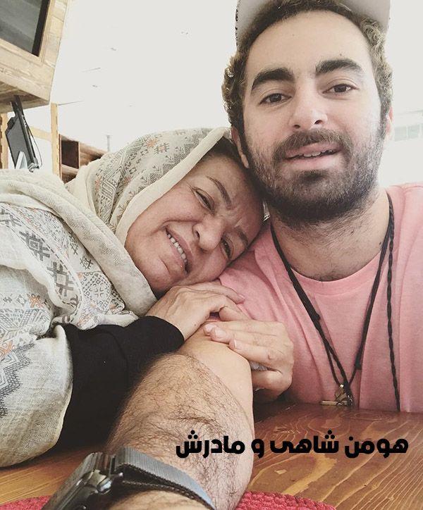 بیوگرافی هومن شاهی و همسرش (گامنو) + عکس های هومن گامنو + مصاحبه و اینستاگرام