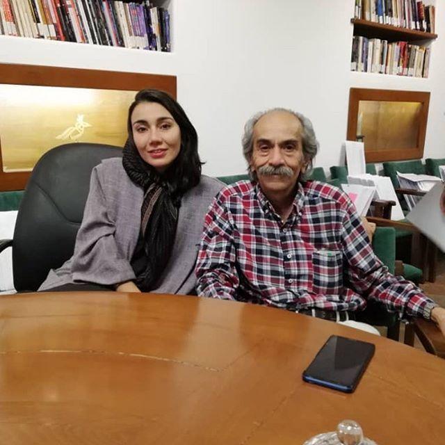 بیوگرافی خاطره حاتمی و همسرش + عکس های خاطره حاتمی و اینستاگرام