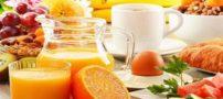 صبحانه سالم با داشتن 4 دسته بندی ضروری مواد غذایی
