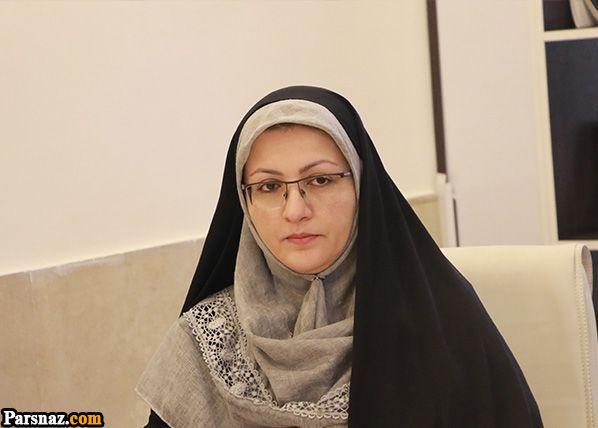 بیوگرافی لیلا واثقی   چرا دستور شلیک به معترضین داده است؟