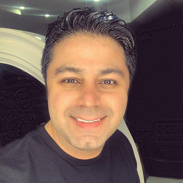بیوگرافی حجت اشرف زاده و همسرش + نکات جالب و اینستاگرام + عکس های حجت اشرف زاده