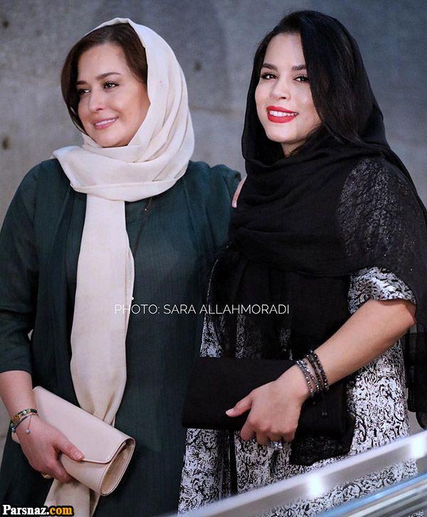بیوگرافی مهراوه شریفی نیا و همسرش + عکس های مهراوه شریفی نیا و اینستاگرام