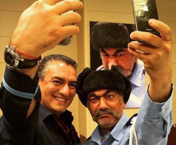 عکس و اسامی بازیگران سریال در حاشیه + داستان و حواشی