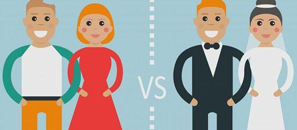 ازدواج سفید چیست و چه معایب و مجازاتی دارد؟