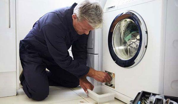 علت سیاه شدن لاستیک درب ماشین لباسشویی