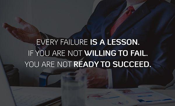 چگونه شکست را بپذیریم؟ (5 توصیه مفید برای درس گرفتن از شکست ها)