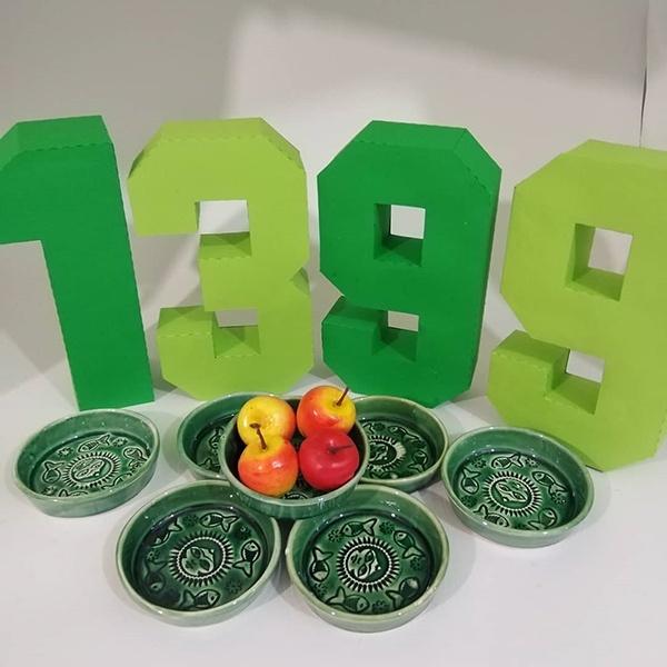 مدل سفره هفت سین 99 | ایده های جدید و جذاب تزیین سفره هفت سین 1399