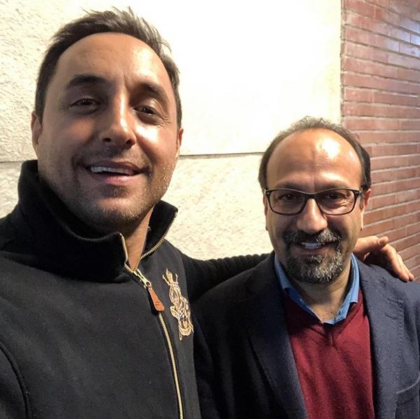 بیوگرافی امیرحسین رستمی و همسرش + عکس های امیرحسین رستمی + حواشی و اینستاگرام