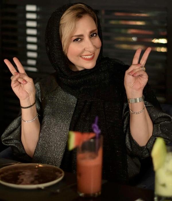 بیوگرافی مرجانه گلچین و ماجرای طلاق از همسرش + عکس های مرجانه گلچین