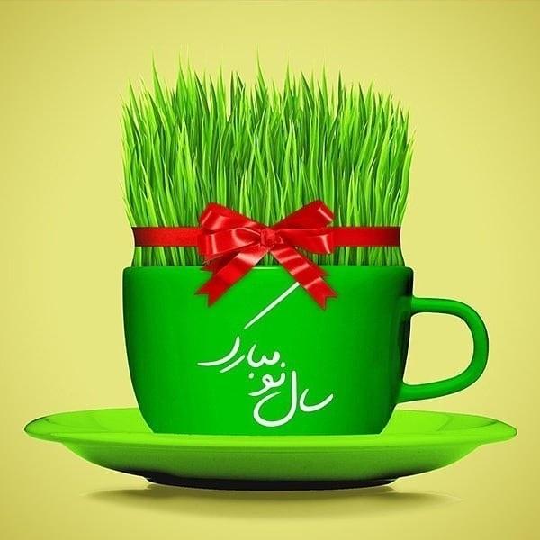 پیام تبریک عید نوروز 1400 | عکس و متن تبریک سال نو