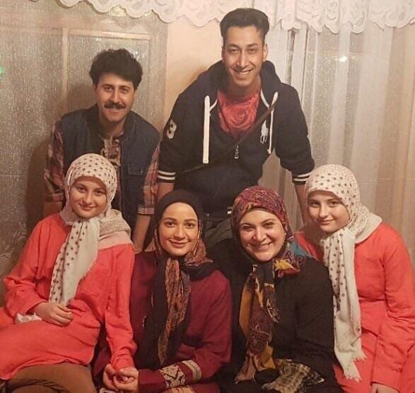 بیوگرافی نسرین نصرتی و همسرش + عکس های نسرین نصرتی +مصاحبه و اینستاگرام