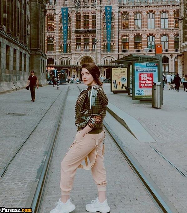بیوگرافی عایشه گل جوشکن و همسرش + عکس های عایشه گل جوشکن + مصاحبه و اینستاگرام