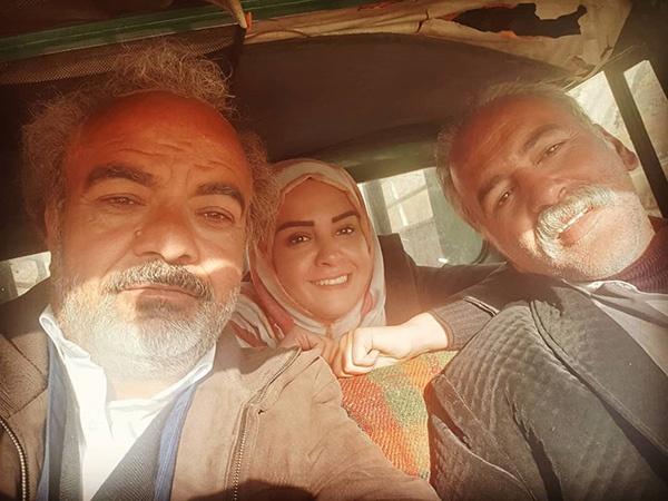 عکس و اسامی بازیگران سریال نون خ 2 + داستان و عوامل