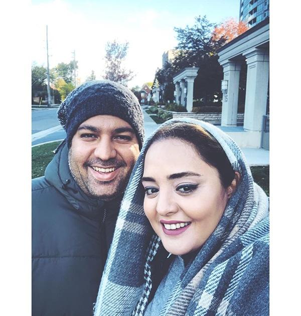 بیوگرافی نرگس محمدی و همسرش علی اوجی + عکس ،حواشی و اینستاگرام