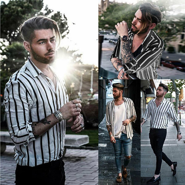 مدل پیراهن مردانه و پسرانه سال 99 و 2020 + راهنمای خرید و انتخاب