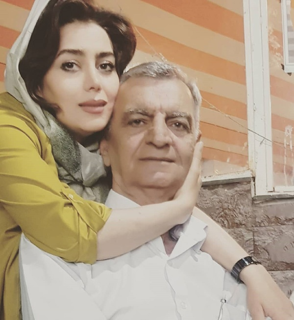 بیوگرافی هدیه بازوند و همسرش + عکس های هدیه بازوند + مصاحبه و اینستاگرام