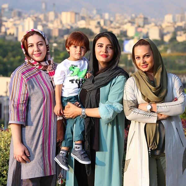 بیوگرافی لیندا کیانی و همسرش + عکس های لیندا کیانی + مصاحبه و اینستاگرام