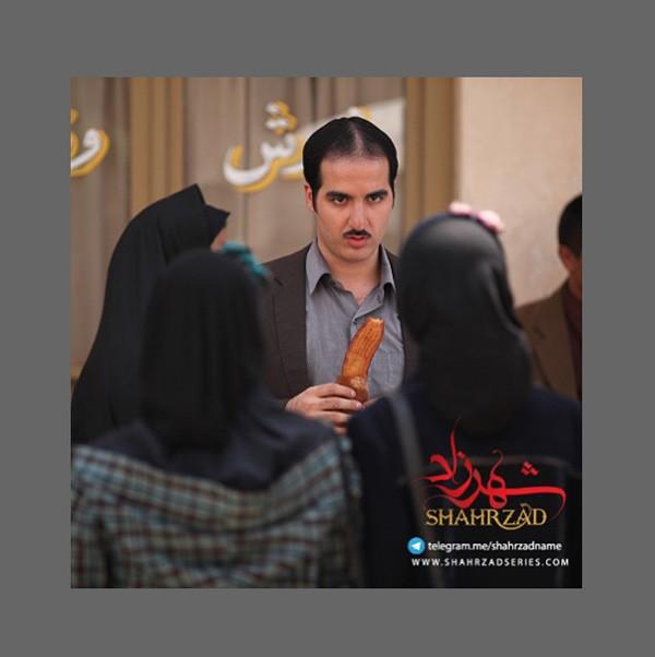 بیوگرافی پاشا جمالی و همسرش + عکس های پاشا جمالی +مصاحبه و اینستاگرام