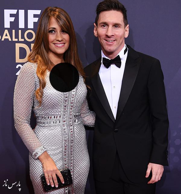 10 مشهورترین فوتبالیست های جهان و همسرانشان