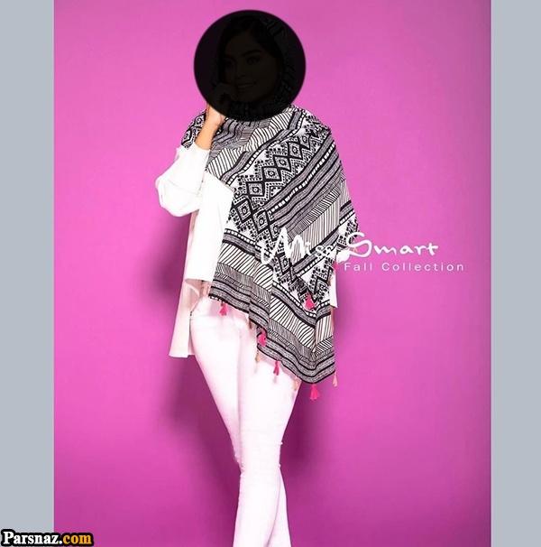 مدل روسری سال 99 برای بهار و تابستان | جدیدترین طرح ها + راهنمای ست کردن
