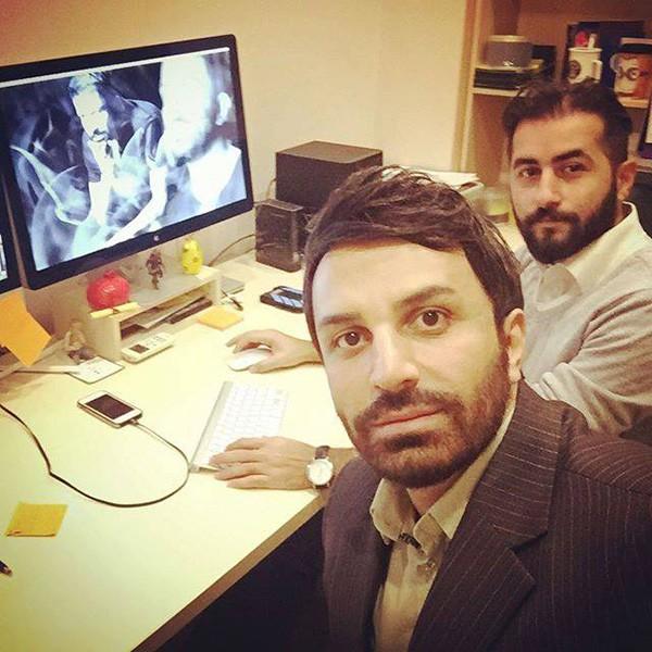 بیوگرافی علی لهراسبی و همسرش + عکس های علی لهراسبی +مصاحبه و اینستاگرام