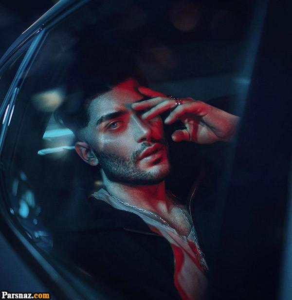 بیوگرافی تونی مهفود زیباترین مرد جهان (TONI MAHFUD) + عکس