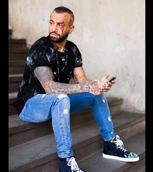 خداحافظی امیر تتلو از دنیای موسیقی و خوانندگی + عکس های امیر تتلو