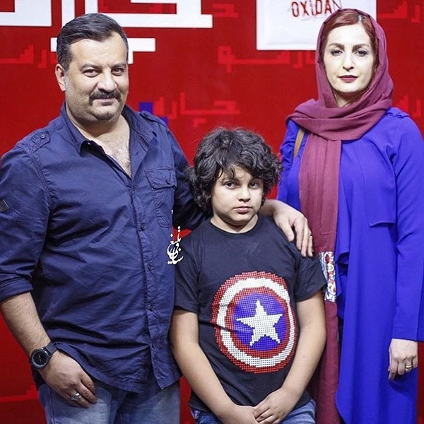ماجرای طلاق شقایق دهقان و مهراب قاسم خانی واقعیت دارد + عکس